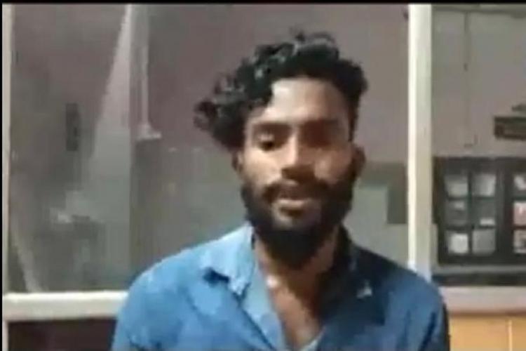 Kerala man Najumuddin in Malappuram who was assaulted by police men