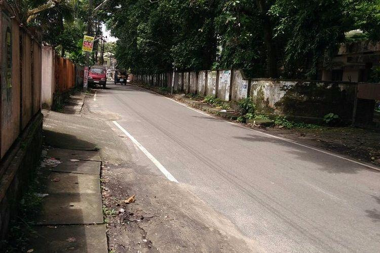 Named Gaza a street in Kasaragod comes under police watch