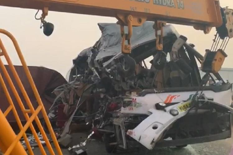 What caused horrific Kerala bus accident Lorry driver claims to have lost control