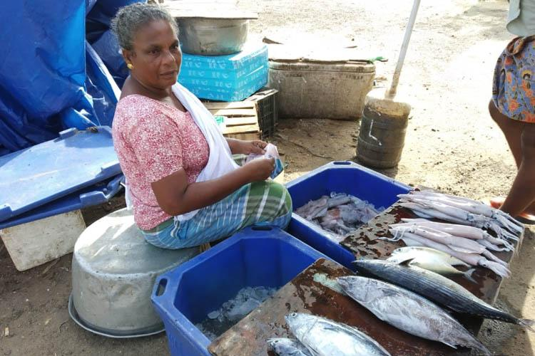 After Kerala fish market shuts fishers seek COVID-19 relief from govt