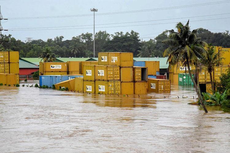 Centre designates Kerala floods Calamity of Severe Nature