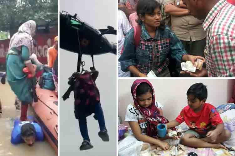 Heroes that Kerala deserves The individuals who shone during Kerala floods