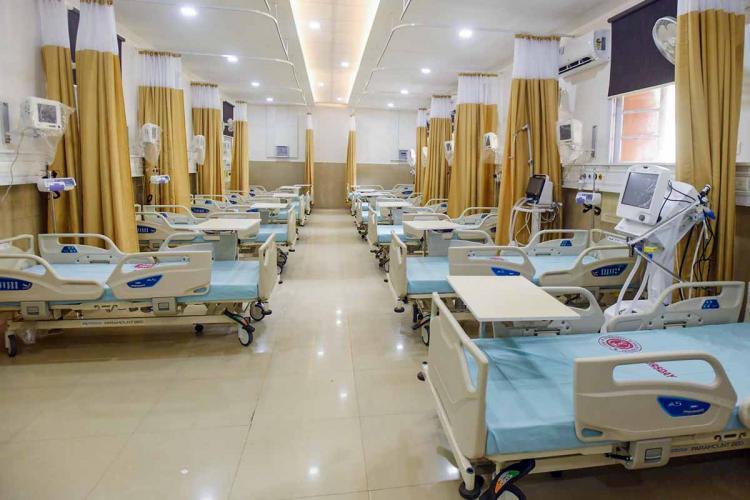 ICU of Government Hospital Kozhikode