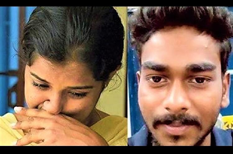 Their son murdered for marrying Kerala Dalit family welcomes his bride home