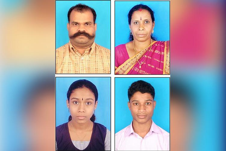 Kerala familys murder Cops rule out theft believe suspect was known to victims