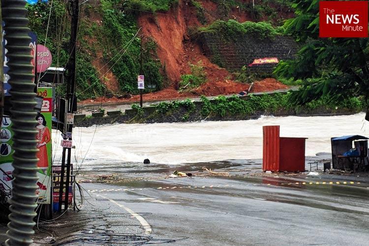 Cheruthoni bridge built in the 1960s survives Kerala floods even as new bridges break