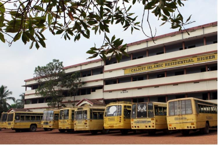 Kerala boy dies as electric post hit by school bus falls locals allege negligence