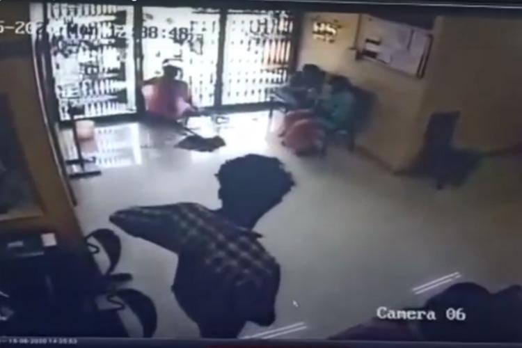 After Kerala woman dies running into glass door at bank of baroda in Perumbavoor Ernakulam Collector Suhas frames rules for glass usage