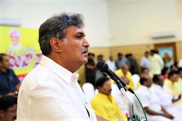 Vijayawada MP Kesineni slams AP officials over Arunachal govt crackdown on illegal buses