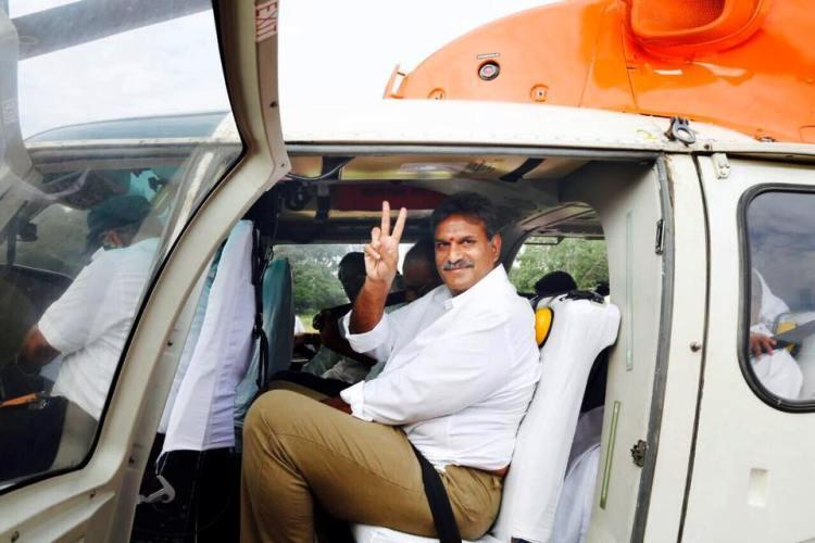 After shutting down Kesineni Travels Vwada MP says he will never operate in corrupt Telugu states