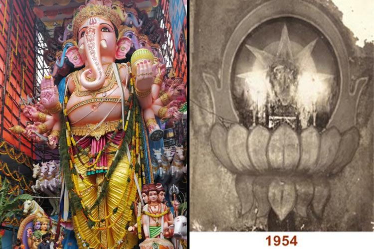 How a 1-foot idol set up in 1954 in Hyderabad became Indias tallest Ganesh idol