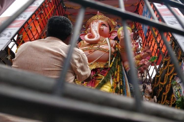 ganesh chaturdi to be a low key affair in Telangana as police say no gathering for next three to four months