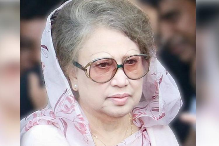 Former Bangladesh Pm Khaleda Zia Gets 5 Year Jail Term