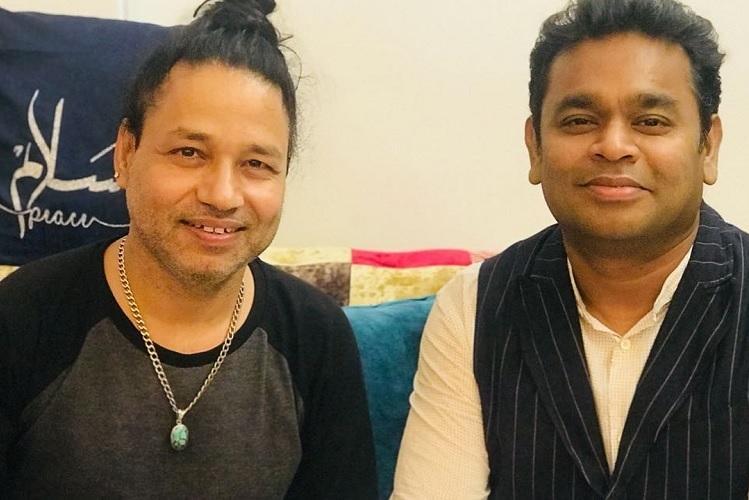 Singer Kailash Kher croons for Rajinikanths 20