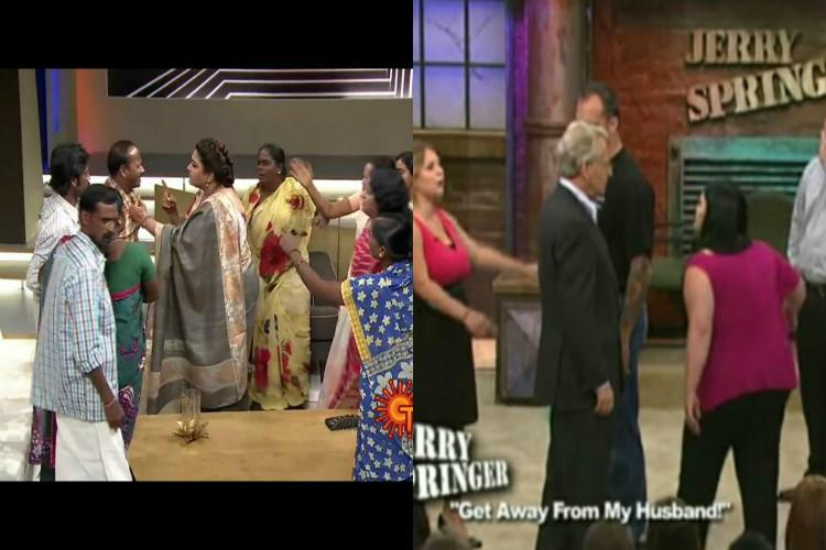 If you thought South Indian TV shows were scandalous watch these American ones