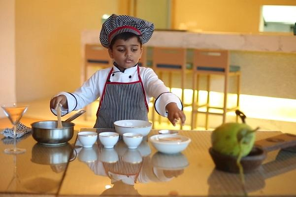 Watch This six-year-old from Kochi is the most adorable Indian chef on YouTube