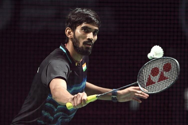 Indian Tiger slays Chinese Dragon Srikanth snatches Australian Open Super Series from Olympic champ