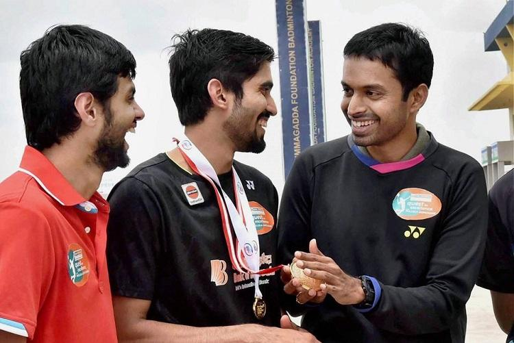 After PV Sindhu Kidambi Srikanth to be offered post of Dy Collector in Andhra