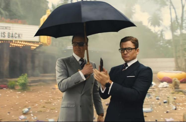 Kingsman The Golden Circle review Everything a sequel needs plus a superb woman villain