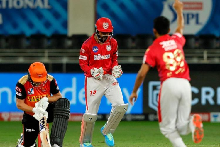 KXIP beat SRH by 12 runs to seal fourth consecutive win