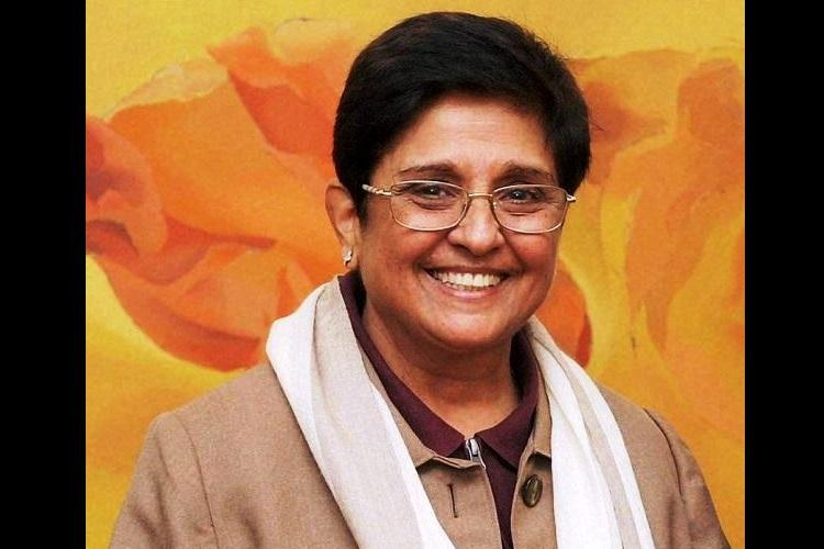 Puducherry Lt Gov Kiran Bedi bans use of siren in VIP cars CM backs move