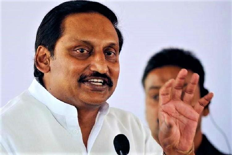Kiran Kumar Reddy returns to Congress Is this a chessboard move for 2019