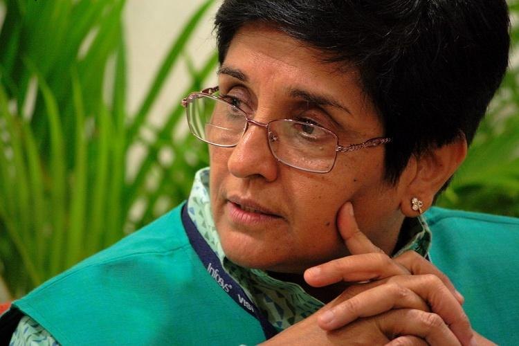 TNM intv with Kiran Bedi Outside factor that soured my relations with CM now gone