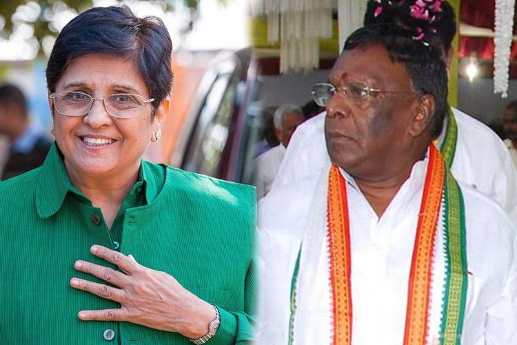 Kiran Bedi vs Puducherry CM Status quo to remain SC defers hearing till July 10