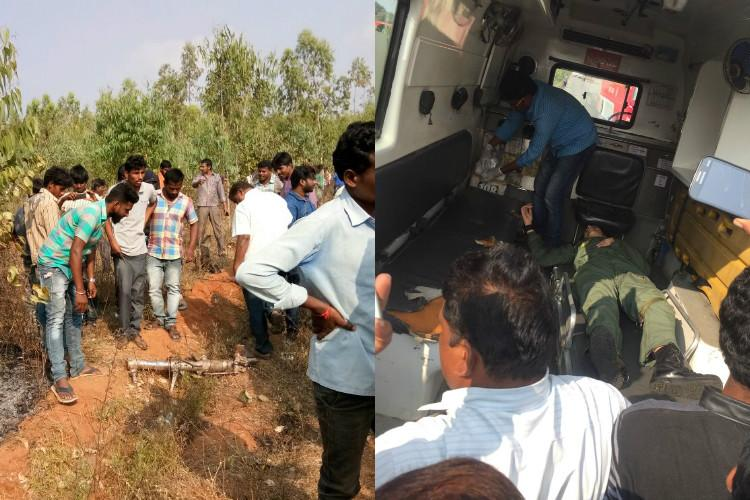 Hyderabad: IAF trainer aircraft crashes in Telangana