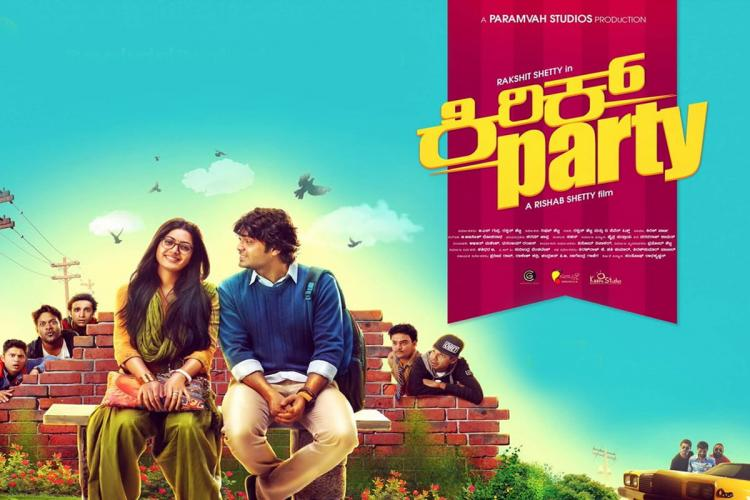 Yet to begin work on the script Rakshit Shetty on Kirrik Party sequel