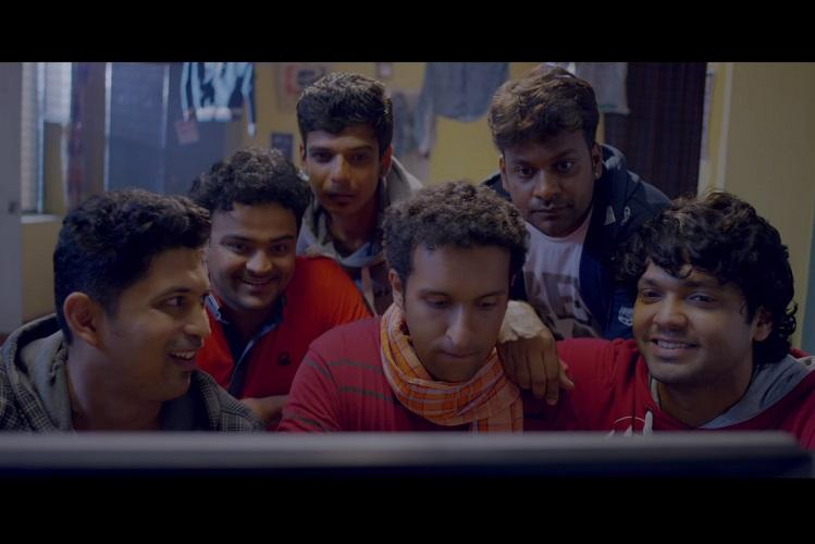 Review Kirik Party promises a fun college film and more than delivers
