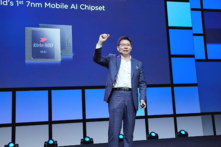 Huawei introduces worlds first 5G-ready 7nm mobile chipset Kirin 980
