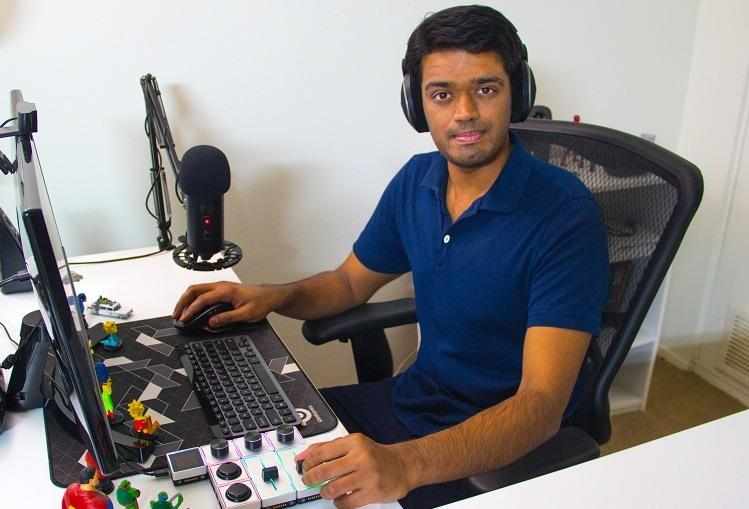 Meet Kishor US-based YouTuber who revisits Tamil cinema from new perspectives