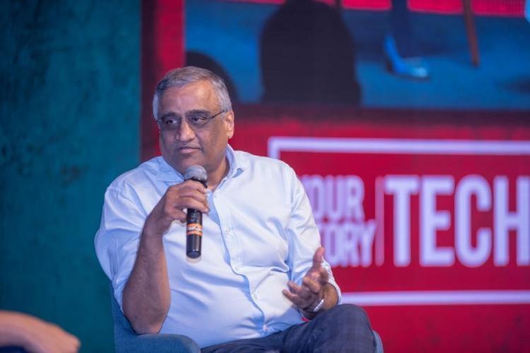 Kishore Biyani Founder CEO of Future Retail