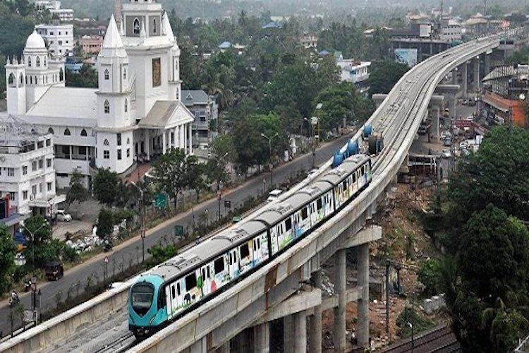 kochi metro back on track  to provide free rides to those