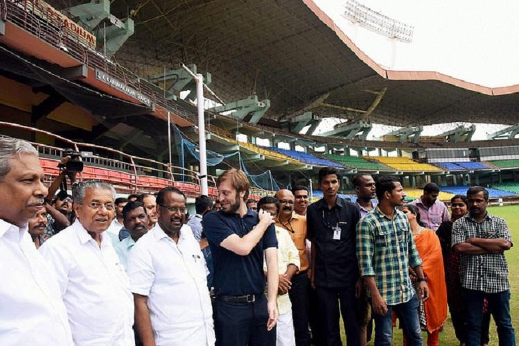 FIFA U-17 World Cup Rain looms over Kochi tickets almost sold out