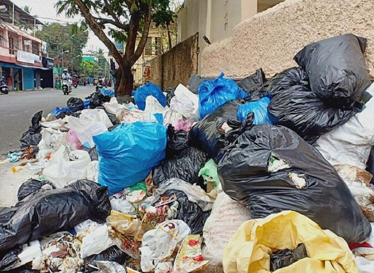 Waste collection resumes but its going to be a mammoth task to clean Kochi city
