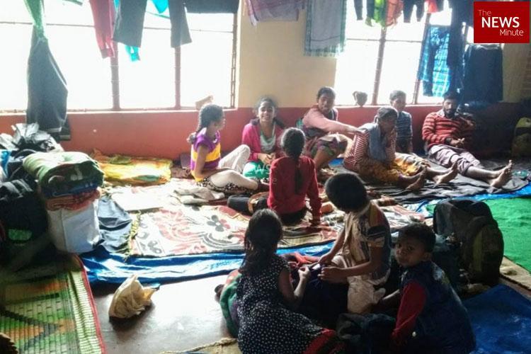 Kodagus Suntikoppa opens hearts doors to people from rain-battered areas