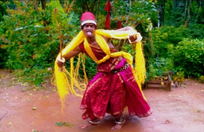 The dancing godman in Karnataka who allegedly beat woman to death in exorcism ritual