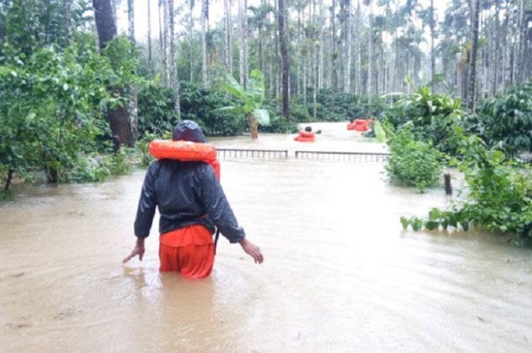 Karnataka Floods Holiday for schools colleges in Udupi Shivamogga and Kodagu in Karnataka