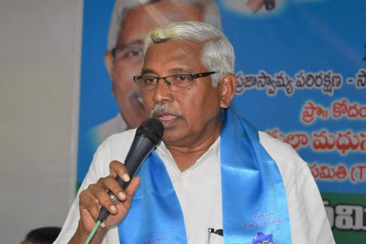 TJS gives 2-day ultimatum to Congress threatens to walk out of Mahakutami
