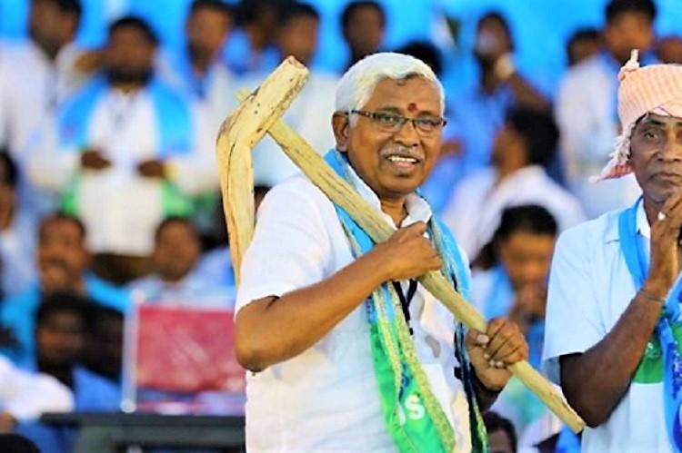 TJS Kodandaram not to contest polls will campaign for mahakutami candidates