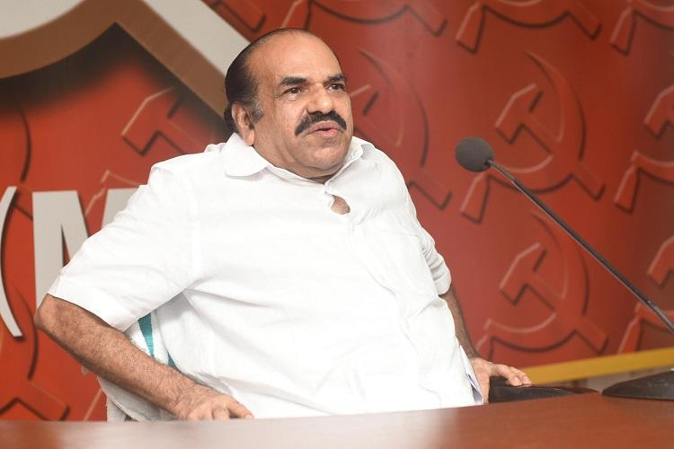 Wont interfere in the case although Binoy has been granted bail Kodiyeri