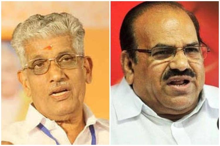 Unholy moves must be exposed Kodiyeri lashes out at NSS in article