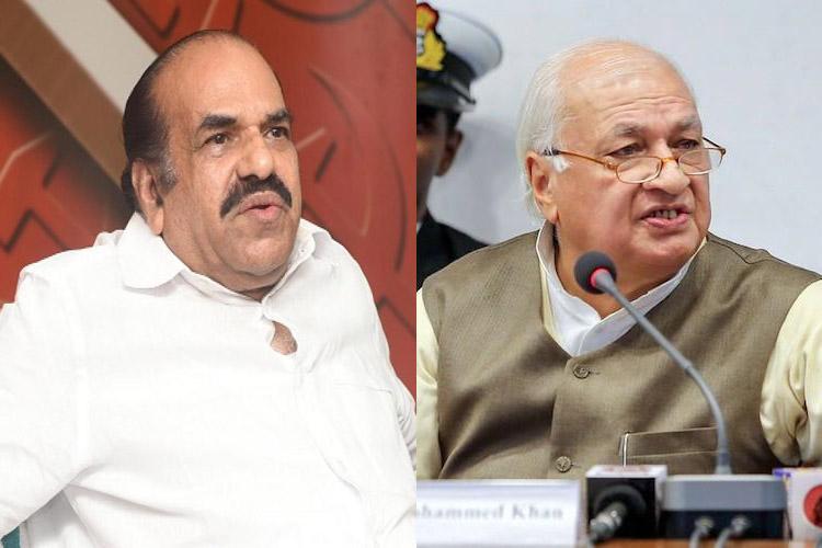 Governor acting like BJP chief in Kerala CPIMs Kodiyeri slams Arif Mohammed Khan