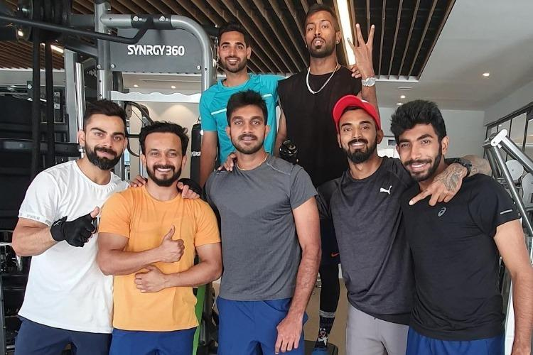 Another ICC botch-up Kohli boys forced to train in private gyms at World Cup
