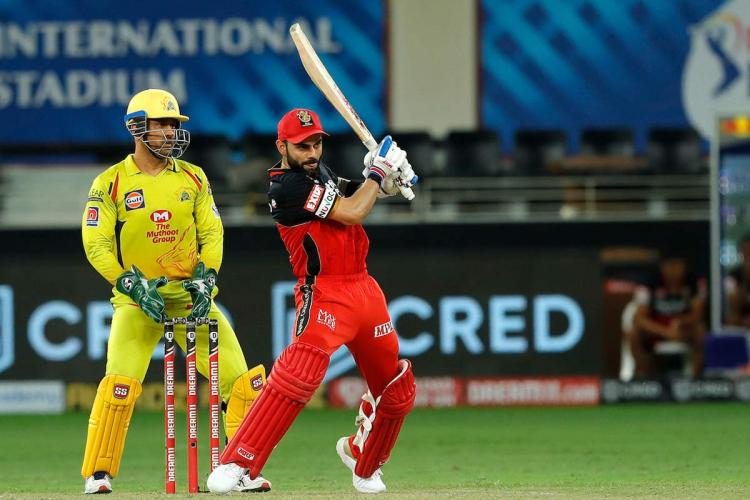 Twitter erupts in delight as Kohli returns with an unbeaten 90 against CSK
