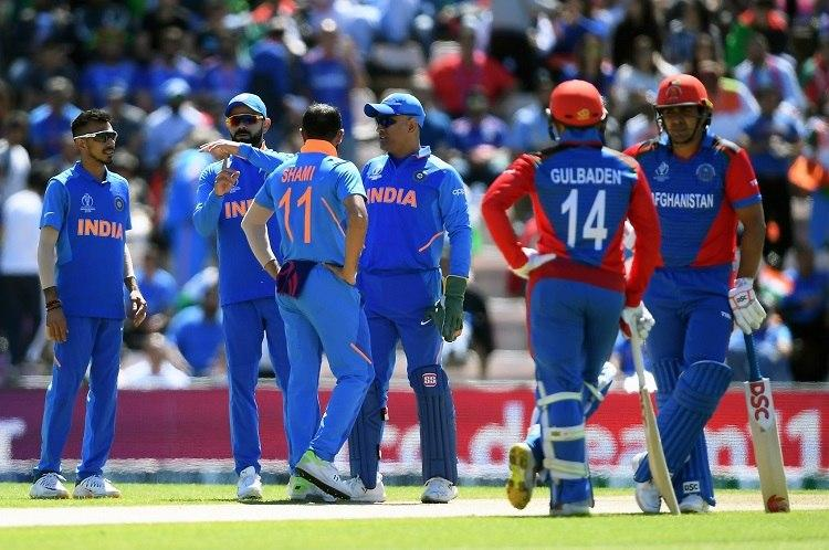 Virat Kohli fined 25 of match fee by ICC after Afghanistan game