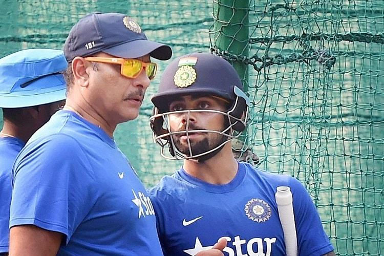 Not distracted by off-field drama no added pressure Kohli on Shastris appointment