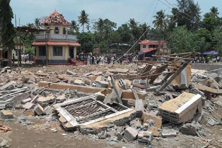 An insiders view Why Kollam villagers dont want the fireworks to stop